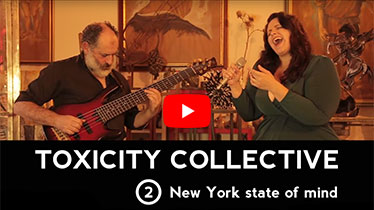 miniatura Youtube video - New York state of mind - Toxicity Collective