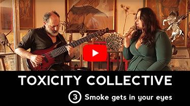 miniatura Youtube video -Smoke gets in your eyes - Toxicity Collective
